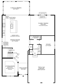 dining room floor plans lenah mill the carolinas the ellsworth ii home design