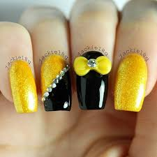 top 25 best yellow nail ideas on pinterest yellow nails design