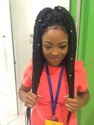 box braids with 2 packs of hair box braids w jewelry hair work 2 pinterest jewelry box braid
