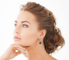leverback earrings tahitian south sea pearl diamond leverback earrings