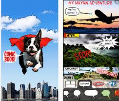 7 great ipad apps for creating comic strips educational