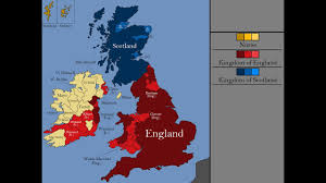 Wessex England Map by The History Of The British Isles Every Year Youtube