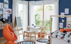 kids room colorful decor ideas for boys bedroom orange blue