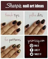best 25 sharpie nails ideas only on pinterest sharpie nail art