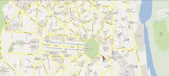 India Google Maps by Maps Of Delhi Delhi Tourism