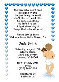 welcome home baby shower welcome to our family baby shower invitations baby boy welcome