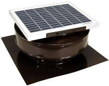 solar roof fan ebay