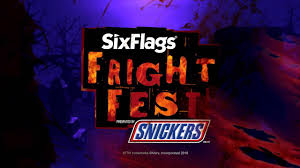 Coca Cola Six Flags Coupon Six Flags Great America Fright Fest Presented By Snickers Visit