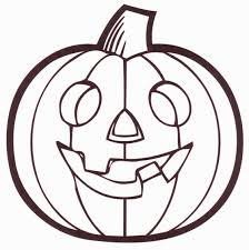 lovely design pumpkin coloring pages printable preschool
