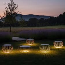 Outdoor Lighting House by Barcelona Based Design House Vibia Produces Furniture That Doubles