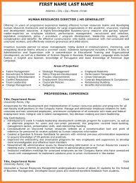 hr manager resume human resource director resume resume sle