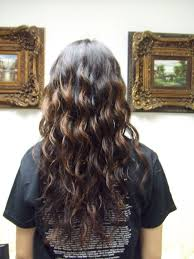 body wave perm hairstyle before and after on short hair body wave multi texture mature beach wave body perm hairstyle