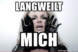 Scream And Shout Meme - langweilt mich britney spears scream and shout meme generator