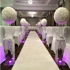 Wholesale Silk Flower Arrangements - best quality 16 40 cm big size milk white fashion artificial