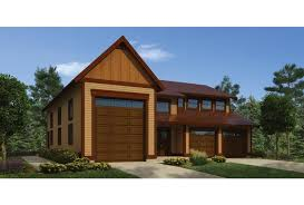 home plans with rv garage eplans traditional garage plan rv garage tandem double garage