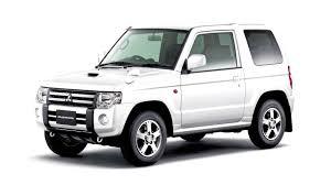 mitsubishi jeep 2008 mitsubishi pajero mini h53 u002709 2008 u201306 2012 youtube
