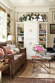 living room country cottage style decorating photos for living