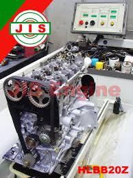 honda 99 01 cr v b20z2 2 0l dohc rebuilt engine long block hlbb20z