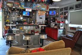 sweet best garage lighting ideas with splendid coo 1241 827 with cool man caves throughout cave garage ideas