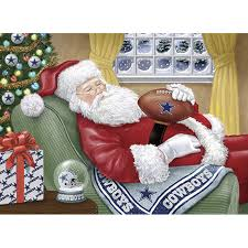dallas cowboys christmas cards the danbury mint