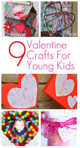 9 valentine crafts for young children clare u0027s little tots