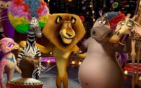madagascar 3 create animal magic telegraph