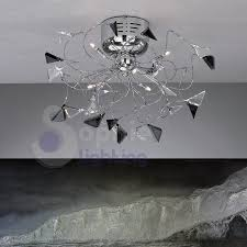plafoniere a soffitto moderne plafoniere moderne led 4 lighting