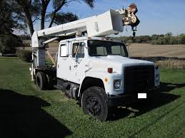 best quality used bucket trucks available for sale