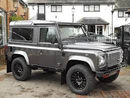 land rover defender 90 for sale land rover defender bowler 90 xs station wagon bowler fast road