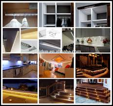 aluminum led strip lights profile channel track housing mounting