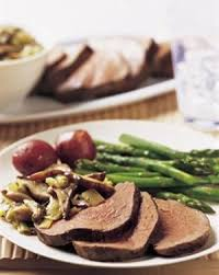 thanksgiving beef recipes diabetic gourmet magazine