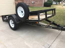 Utility Bed Trailer 5x10 Tilt Bed Utility Trailer For Sale In Mansfield Tx 5miles
