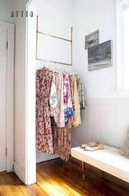 Creative Clothes Storage Solutions For Small Spacessmall Space - Bedroom storage ideas for clothing