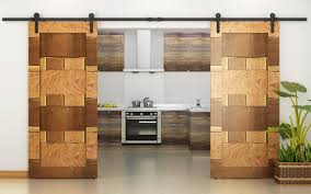 How To Make Barn Doors by How To Make A Sliding Interior Barn Door Home Design Ideas