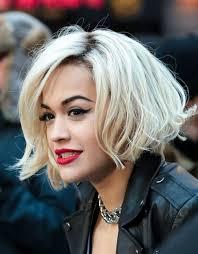 Frisuren Kurz Blond Bilder by Die 21 Besten Frisuren Mittellang Blond Schönsten Trends Frisure