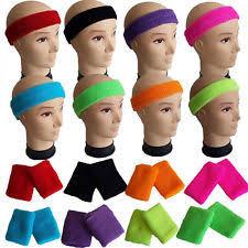 80 s headbands 80s headband clothes shoes accessories ebay