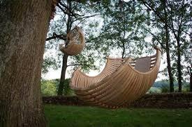siege suspendu jardin fauteuil de jardin suspendu en 55 idées de meubles design