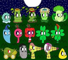 plants vs zombies cute plants part 5 by pokemonlpsfan on deviantart