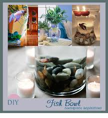 fish bowl centerpieces diy unique centerpiece inspirations with storkie