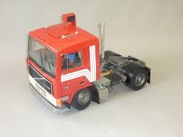 volvo lorry models pocher italy 1 8 scale volvo f12 intercooler turbo truck
