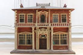 period house rare architectural georgian period dolls house decorative items