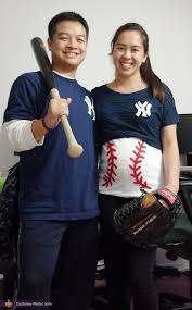 Halloween Baseball Costumes 117 Diy Couple U0027s Costume Ideas Images