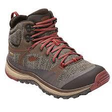 womens boots keen keen terradora waterproof canteen marsala 1017687 s