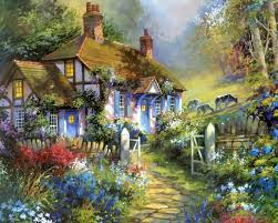 paintings kinkade paintings kinkade painting 21