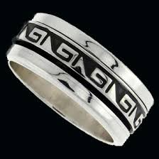 Native American Wedding Rings by Native Bands