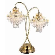 Chandelier Desk Lamp Vintage Crystal Chandelier Vintage Crystal Chandelier Table Lamp