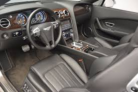 bentley continental interior back seat 2013 bentley continental gt v8 stock b1225a for sale near