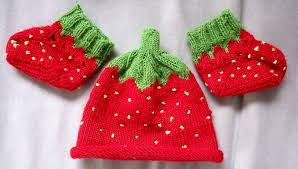 12 free knitting patterns for baby hat scarf and more