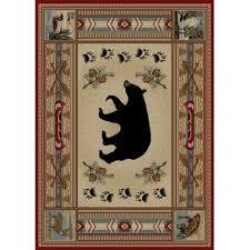 Rustic Hearth Rugs Hunting U0026 Lodge Area Rugs You U0027ll Love Wayfair