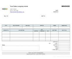 tax invoice template microsoft excel design invoice template